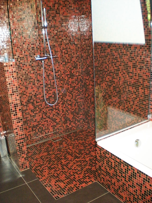 Mosaique italienne bisazza tendance d co tuiles c ramiques for Carrelage wambrechies